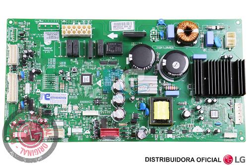 PLACA PRINCIPAL REFRIGERADOR ORIGINAL LG GS65SDN EBR87145109