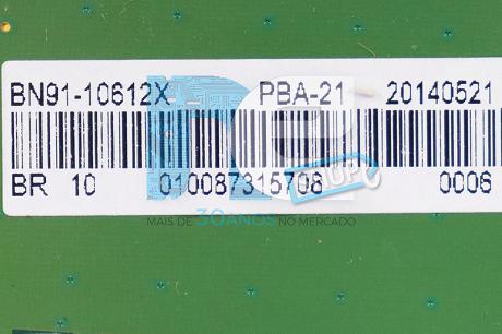 PLACA PRINCIPAL SAMSUNG LH46UEC BN91-10612X