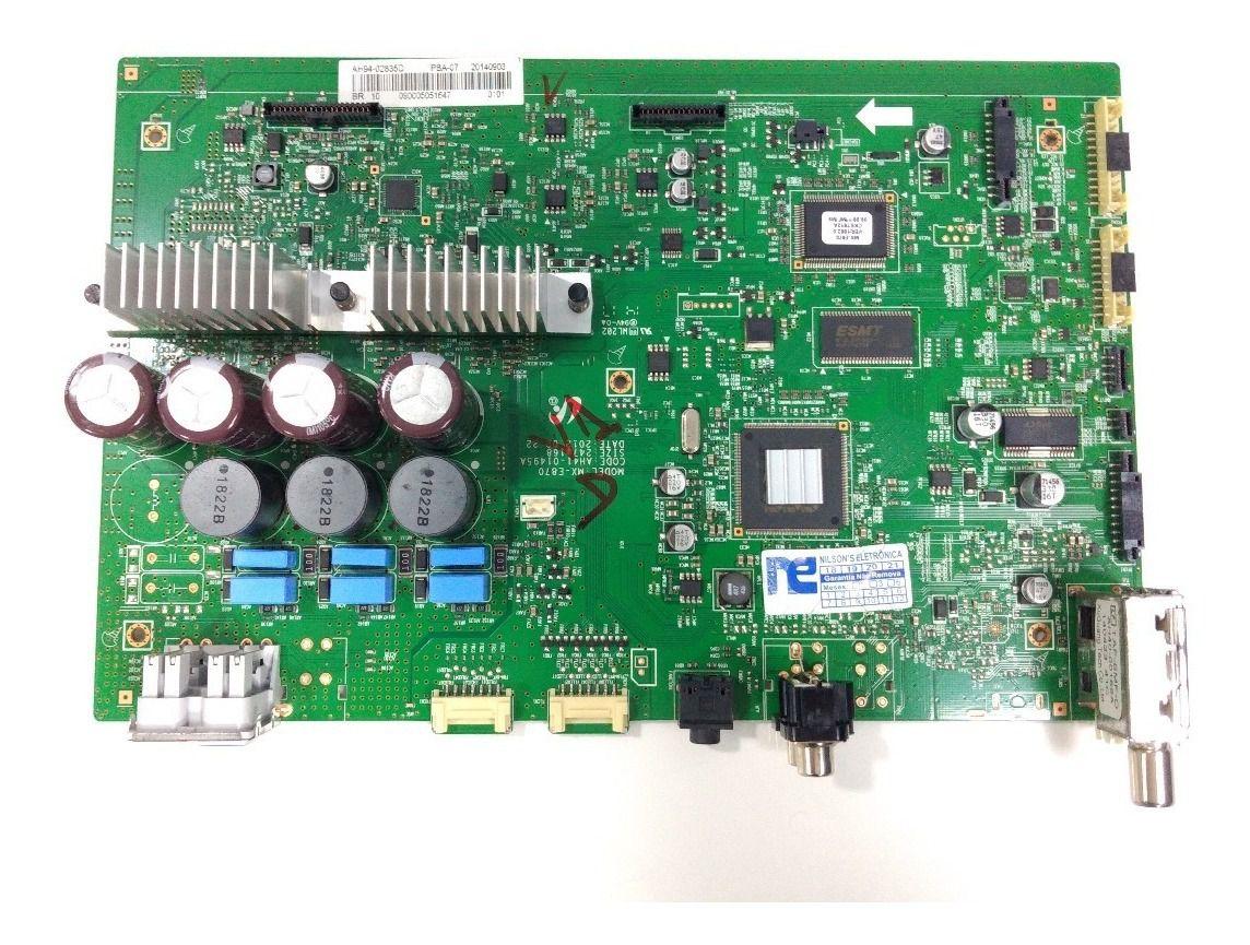 PLACA PRINCIPAL SAMSUNG MX-E870 MX-E850 AH94-02835D