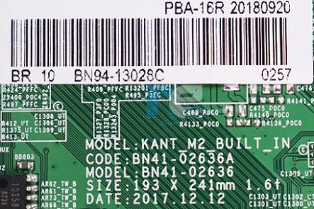 PLACA PRINCIPAL SAMSUNG QN55Q6FNAG BN94-13028C