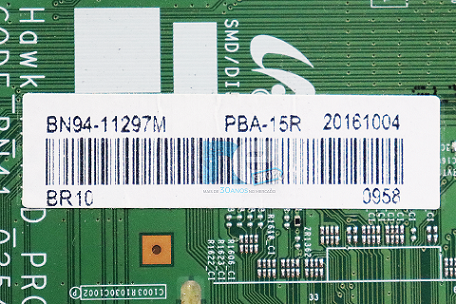 PLACA PRINCIPAL SAMSUNG UN40K5300AG BN94-11297M