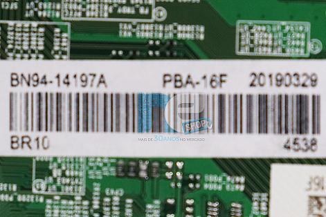 PLACA PRINCIPAL SAMSUNG UN43RU7100G BN94-14197A