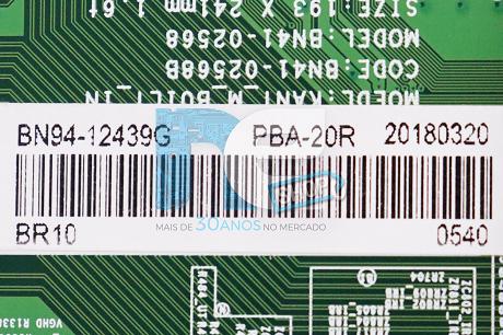 PLACA PRINCIPAL SAMSUNG UN49MU6100G UN49MU6120G BN94-12439G