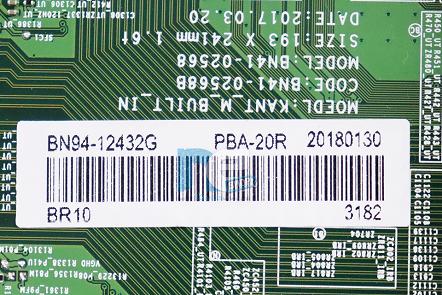 PLACA PRINCIPAL SAMSUNG UN50MU6100G BN94-12432G