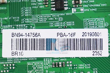 PLACA PRINCIPAL SAMSUNG UN50RU7100G UN50RU7100 BN94-14756A