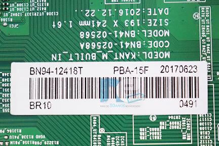 PLACA PRINCIPAL SAMSUNG UN65J6400 BN94-09321S