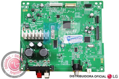 PLACA PRINCIPAL SOM LG CK43 EBR85800609 CRB38312501
