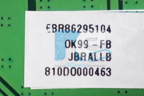 PLACA PRINCIPAL SOM LG OK99 EBR85801502 EBR85801519 CRB38318101