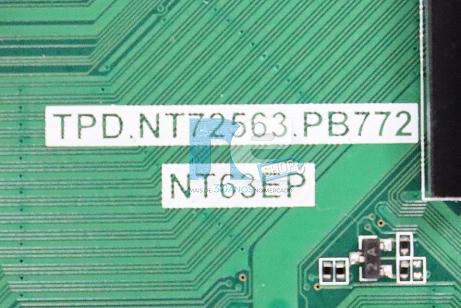 PLACA PRINCIPAL TCL 32L2800  TPD.NT72563.PB772
