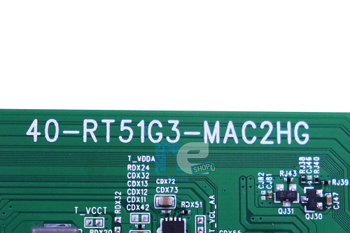 PLACA PRINCIPAL TCL 50P715 40-RT51G3-MAC2HG
