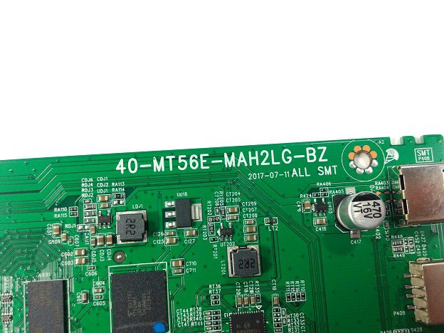 PLACA PRINCIPAL TOSHIBA TCL L40S4900FS 40-MT56E-MAH2-BZ