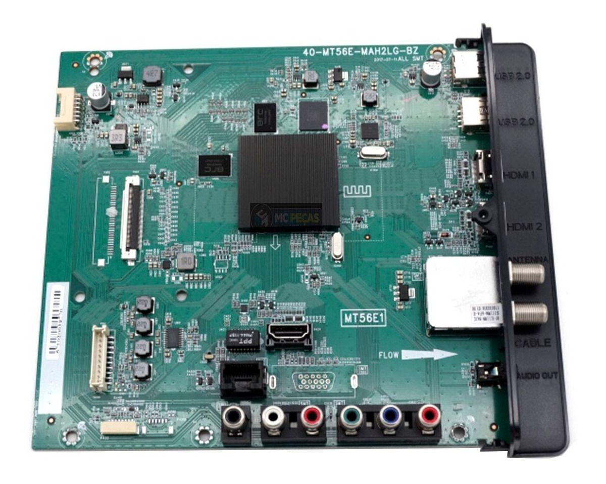 PLACA PRINCIPAL TOSHIBA TCL L43S4900FS 40-MT56E-MAH2-BZ
