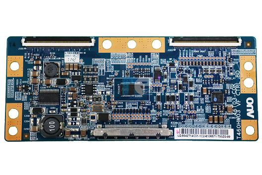 PLACA TCON PHILCO PH42E53SG PH42M LED A HBTV-42L07FD LC42D1320 LC42H053 KDL-46BX455 T460HW03 VF 46T03-COK