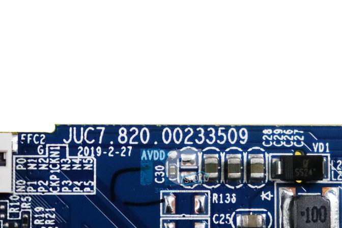 PLACA TCON PHILCO PTV32C50D JUC7.820.00233509