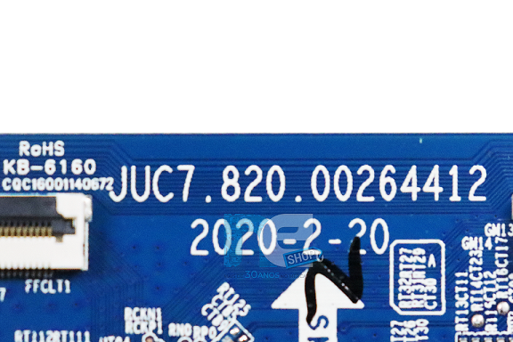 PLACA TCON PHILCO PTV43G50SN JUC7.820.00264412