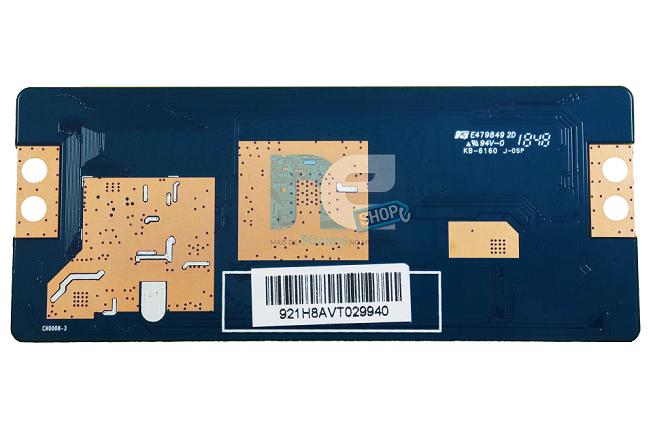 PLACA TCON PHILCO PTV55F61SNC 4K JUC7.820.00208791