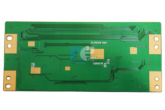 PLACA TCON PHILCO PTV55G50SN PTV55F61SNC 55P65US ST5461D07-1-C-D