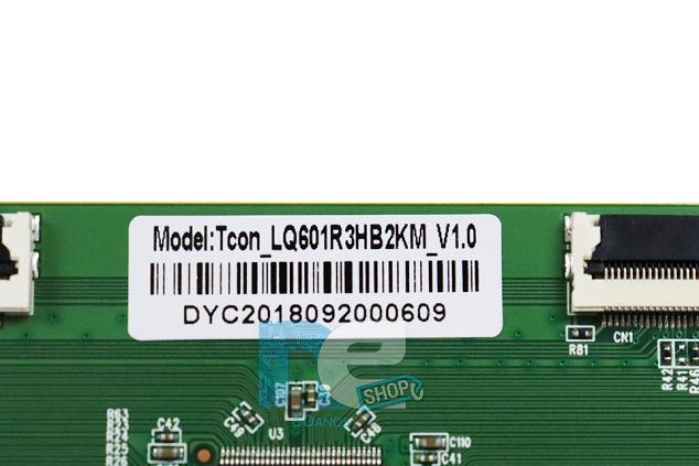 PLACA TCON PHILCO PTV60F90DSWNS TCON_LQ601R3HB2KM_V1.0