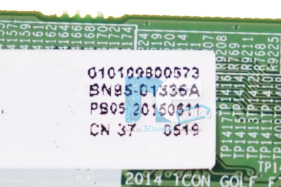 PLACA TCON SAMSUNG UN60J6300AG BN41-02132