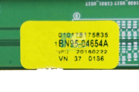 PLACA TCON SAMSUNG UN75MU6100G BN95-04654A
