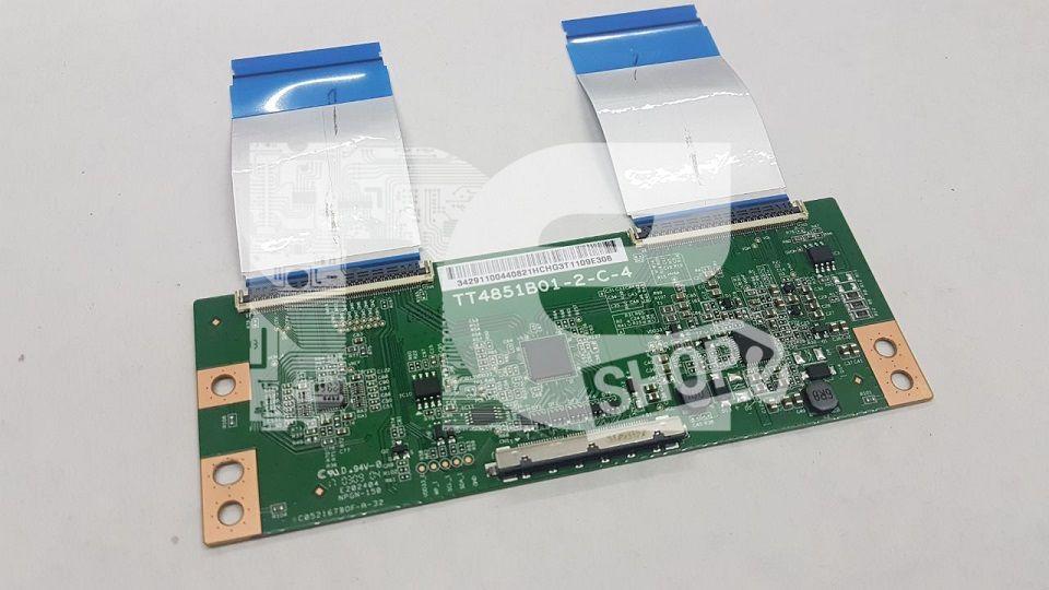 PLACA TCON SEMP TOSHIBA 49L2600 TT4851B01-2-C-4