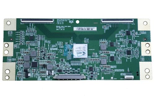 PLACA TCON SONY KD-55X755F HV550QUBN5K