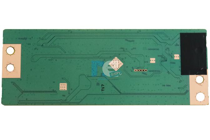PLACA TCON TCL 43S6500FS CCPD-TC425-001