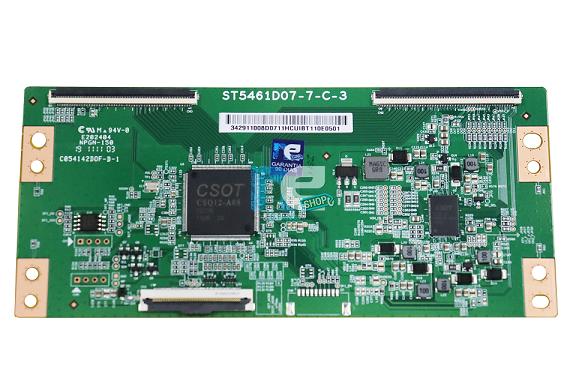 PLACA TCON TCL 55P8M ST5461D07-7-C-3