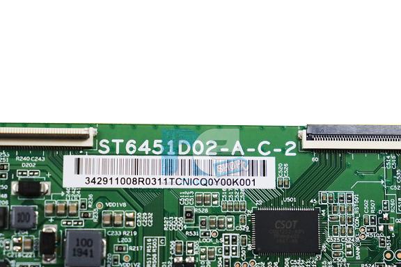 PLACA TCON TCL 65P8M ST6451D02-A-C-2