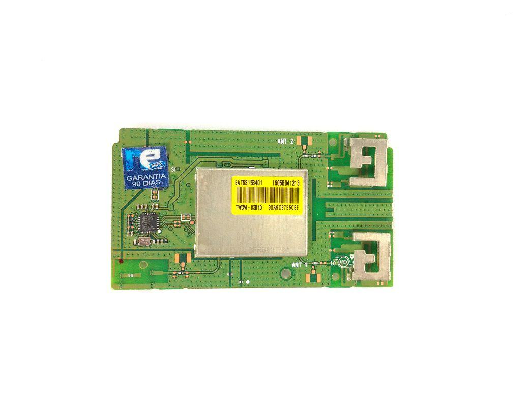 PLACA WIFI 60UH7700 SBWAC61