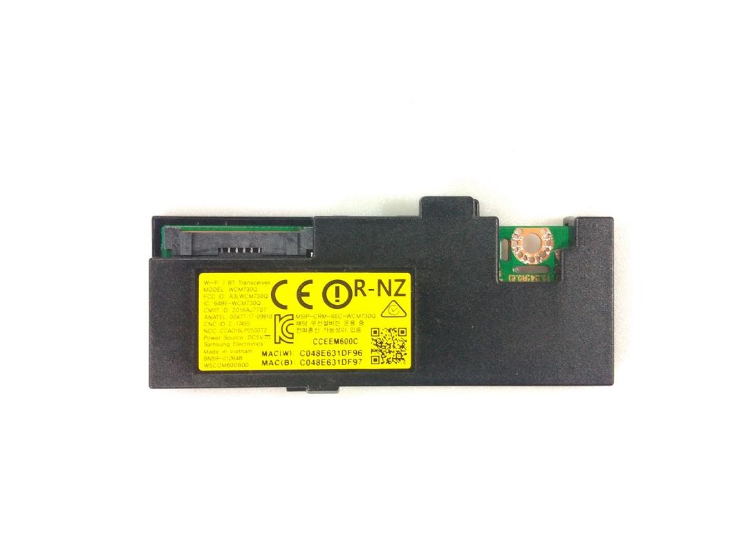 PLACA WIFI SAMSUNG QN55Q6FNAG BN59-01264B WCM730Q