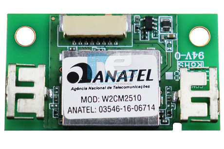 PLACA WIFI TCL L39S3900FS L39S3900 W2CM2510