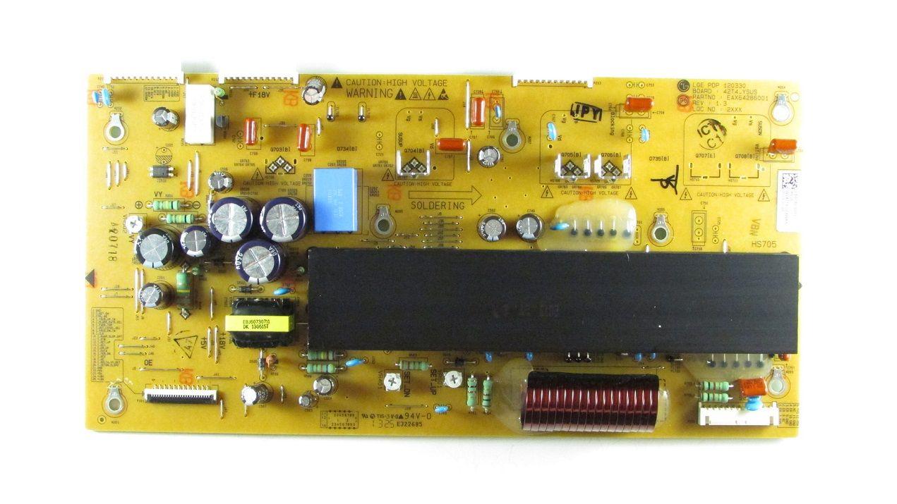 PLACA YSUS LG 42PA4500 42PN4600 42PM4700 EBR73575201