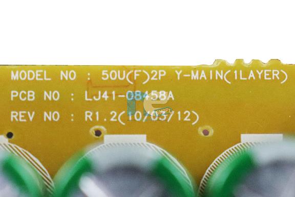 PLACA YSUS SAMSUNG PL50C430A1 PL50C450B1 LJ41-08458A CÓD: 50U(F)2P