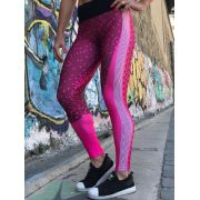 01d9ff3ca Legging Estampada Sublimada - PINK