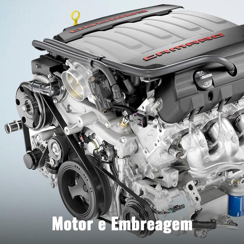 Motor e Embreagem