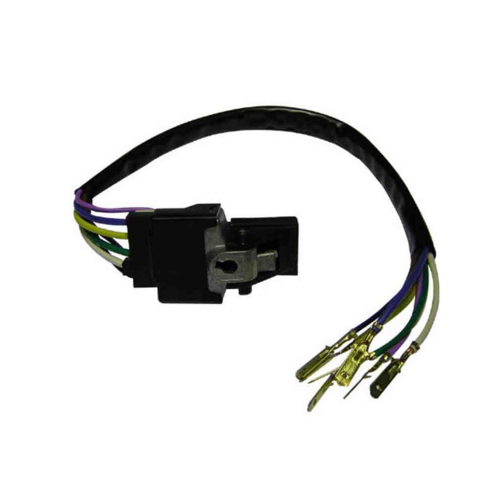Chave limpador com temporizador para-brisa para Opala Caravan coluna fixa 81 92, ACD 20 ACD 40 85 92, ACD 12000 14000 85 96 7 fios