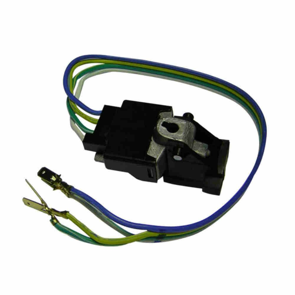 Chave limpador sem temporizador para-brisa Opala Caravan com coluna fixa 81 87, ACD 20 ACD 40 85  87, ACD 12000 14000 85 87 4 fios