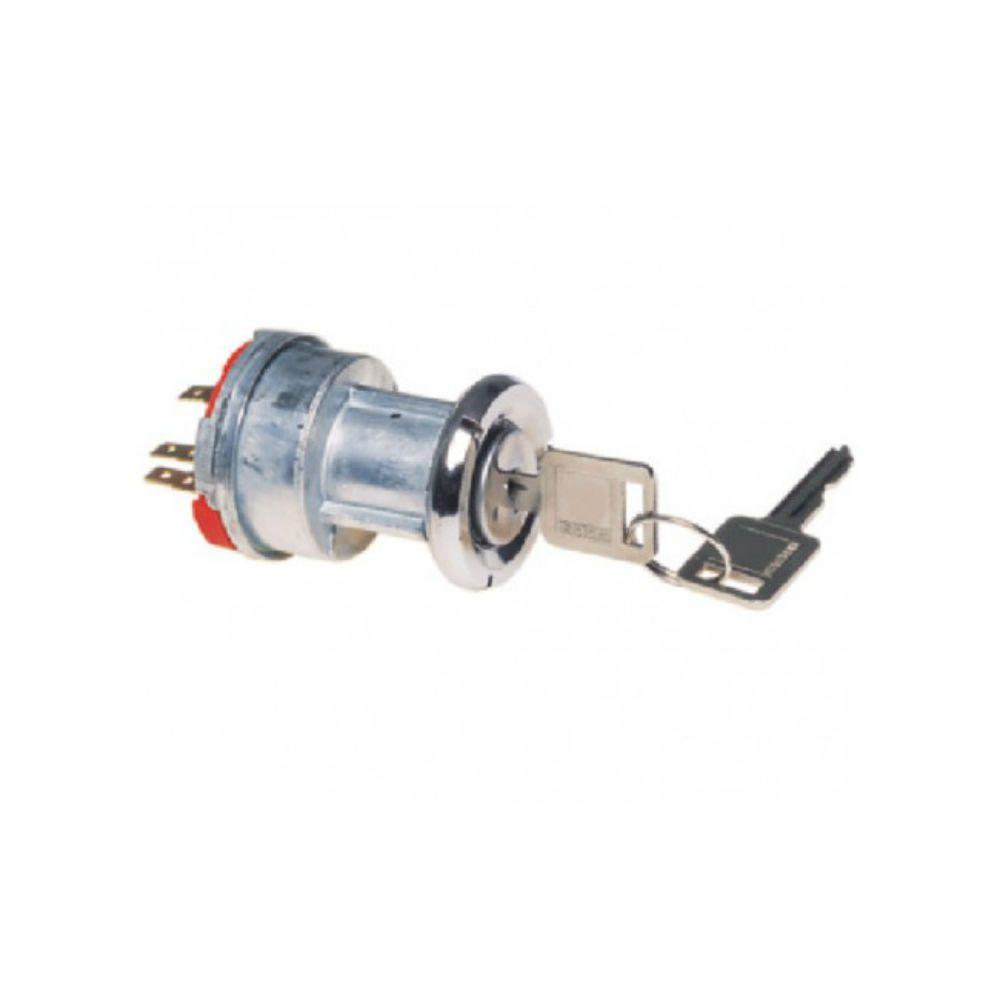 Cilindro de ignição para ACD 10 ACD 14 Veraneio frente C10 ACD60 e ACD 70 - cilindro no painel