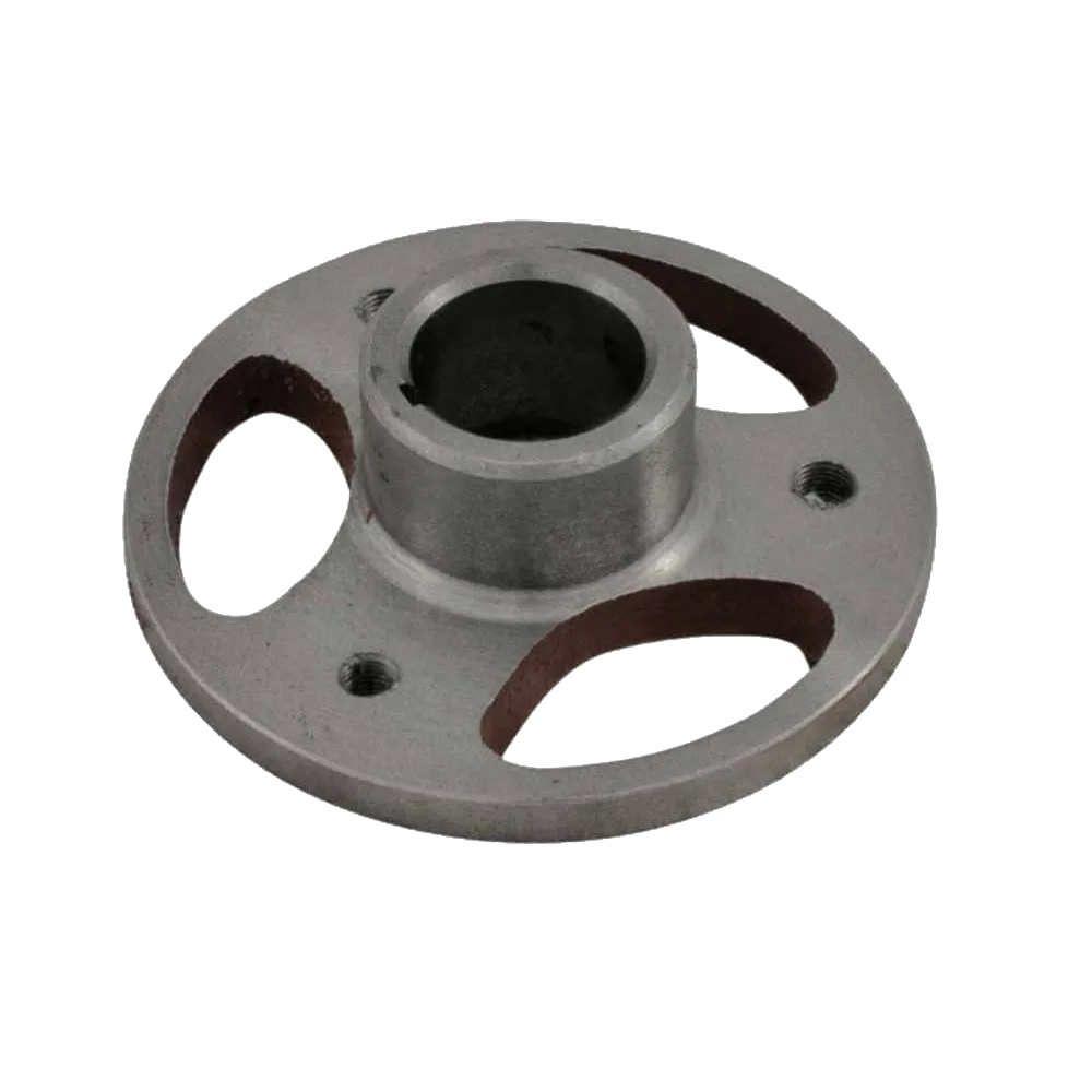 Cubo da polia simples do virabrequim para Opala 4 cilindros  A10 C10 com motor Opala e A20 C20 como motor Opala 4 cil