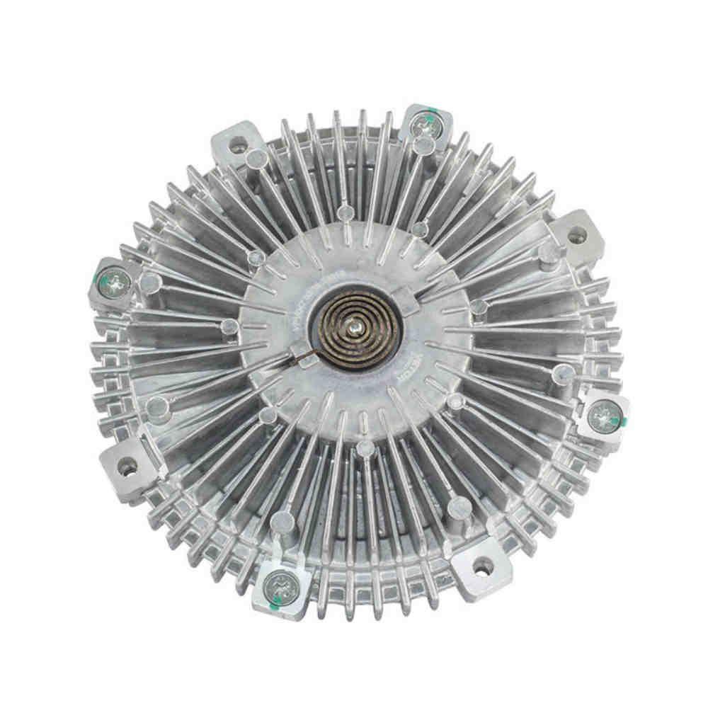 Embreagem Viscosa Do Ventilador Do Radiador Nova S10 E Trailblazer Com Motor 2.8 Diesel Duramax De 2012 A 2016