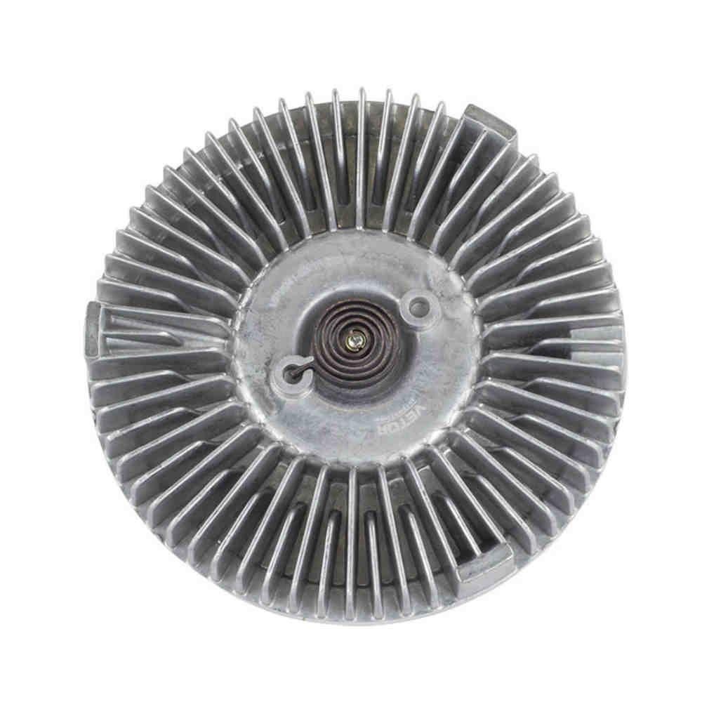 Embreagem Viscosa Do Ventilador Do Radiador Para S10 E Blazer Com Motor Vortec 4.3 V6 Gasolina De 1996 A 2004