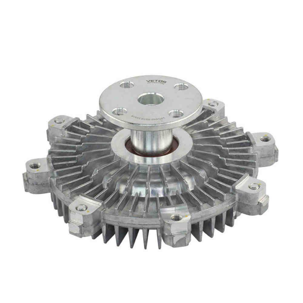 Embreagem Viscosa Do Ventilador Do Radiador Para Tracker Motor 2.0 Diesel Mazda Rf Ano 2001