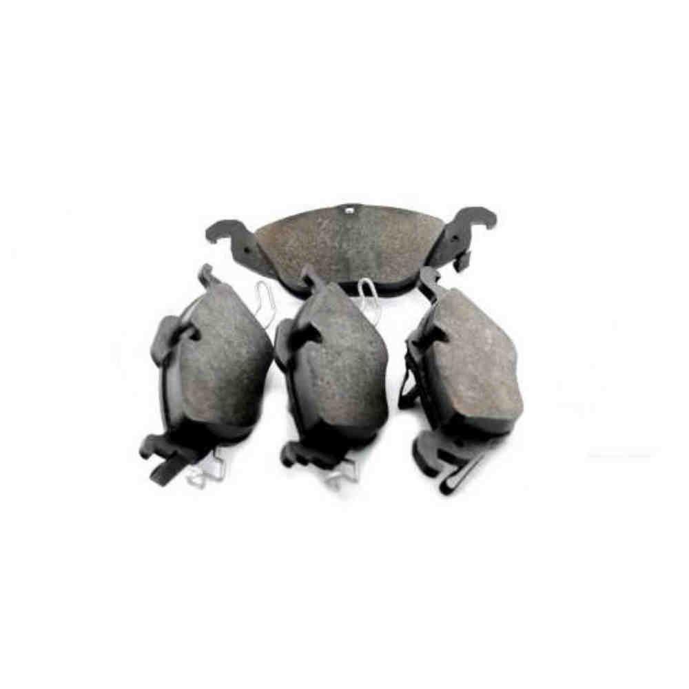 Jogo De Pastilhas De Freio Dianteiro Astra B 8 Válvulas Roda Aro 13 E 14 Com 4 Furos - Preço Unitário