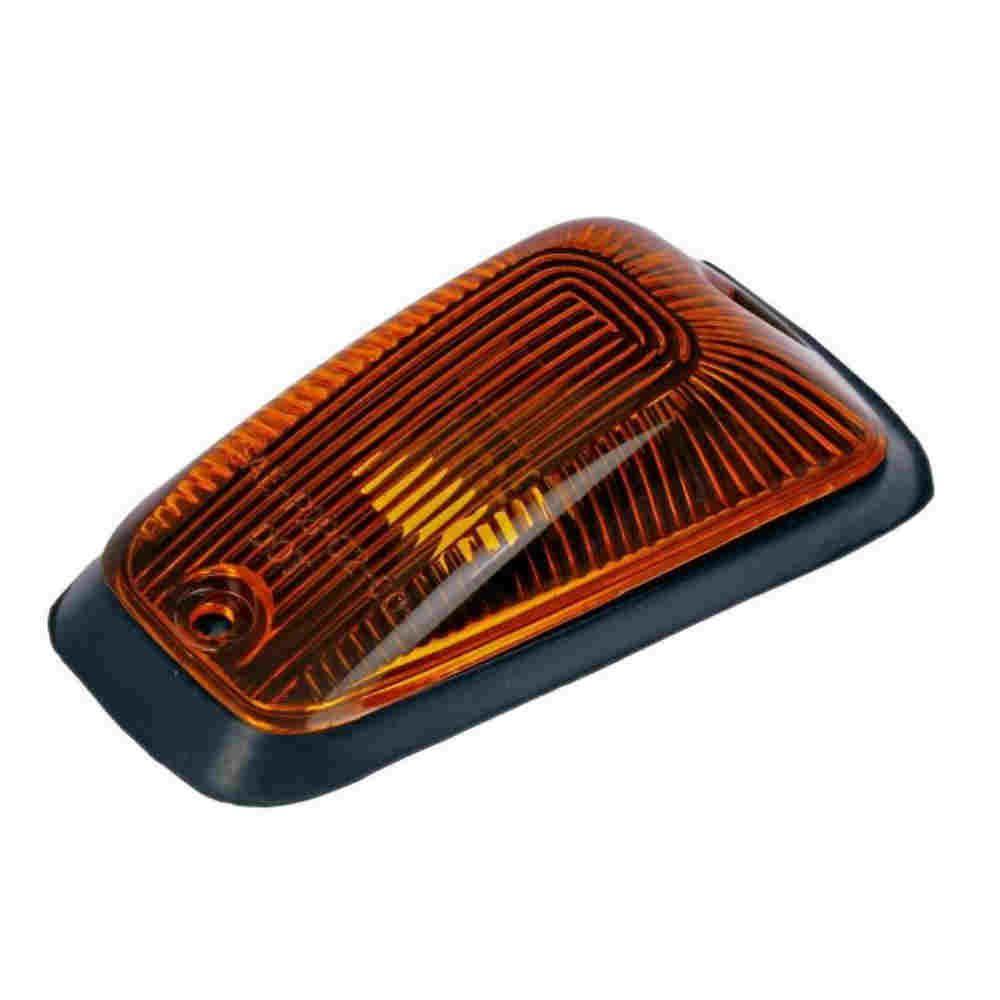 lanterna delimitadora externa do teto cor ambar para GMC 6100 6150 12170 14190 16220