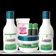 2 Tônicos Capilares (cresce cabelo) + Shampoo + Condicionador + Máscara + Desmaia 250g
