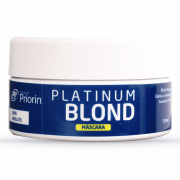 Máscara Platinum Blond Cresce Cabelo Extrato de Priorin