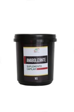 Anabolizante Capilar 1 KG Suplemento Vitamínico e nutritivo Capilar
