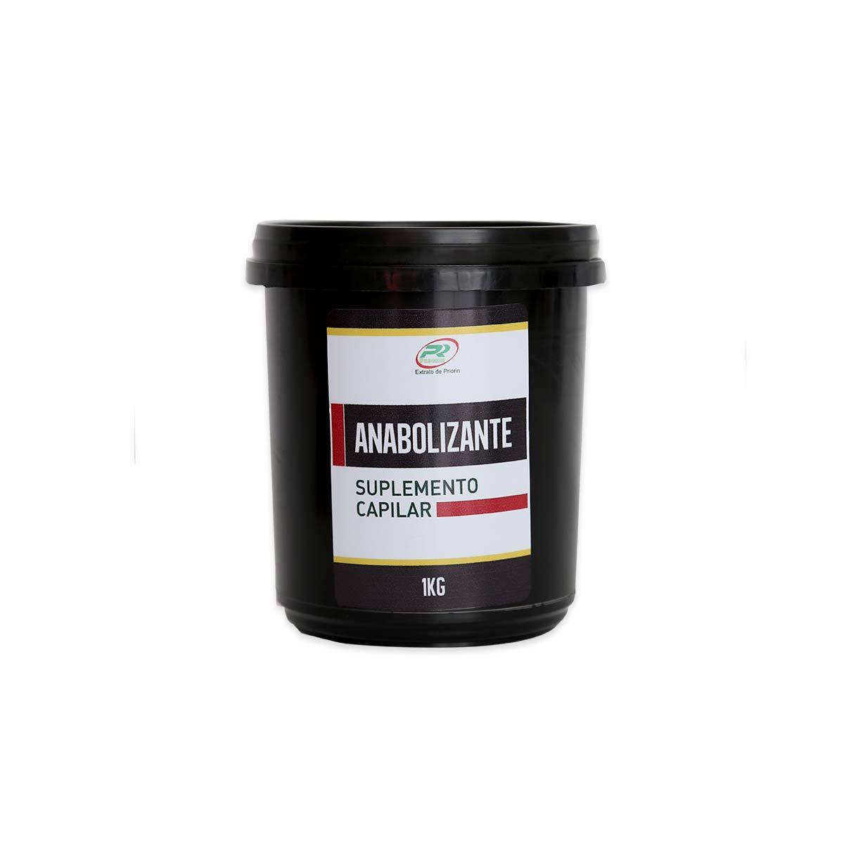 Anabolizante Capilar Extrato de Priorin - 1 KG