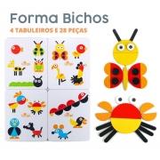 FORMA BICHOS